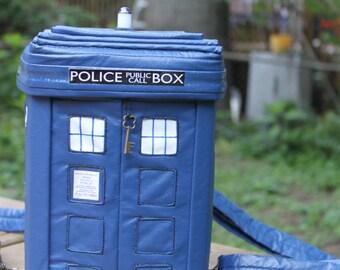 Doctor Who Tardis Bag