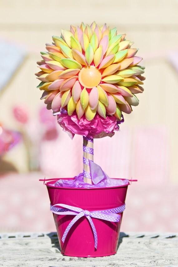 arbre de doux soucoupe volante sweet cadeau cadeau fait de. Black Bedroom Furniture Sets. Home Design Ideas