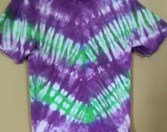Tie Dye T Shirt ~ Size Small