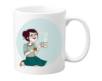 Mug to personalize