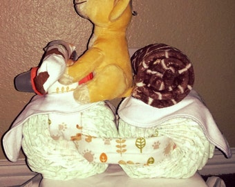 Diaper Cake's  for any occasion.