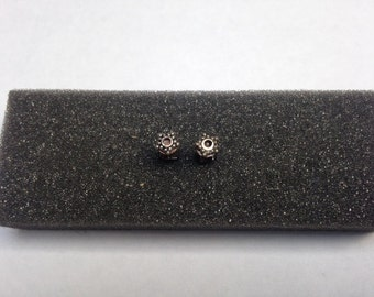 Handmade Nickel Free Stud Earrings - Star