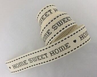 Home Sweet Home Ribbon