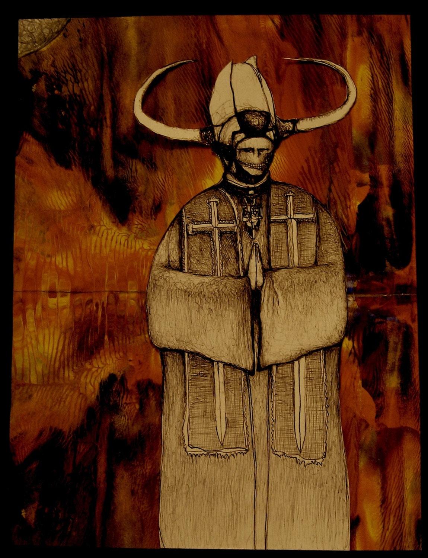 Satanic Paintings | www.pixshark.com - Images Galleries ...