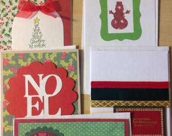 Christmas Card Variety Pack