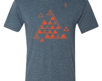 Men's Triangle Tee
