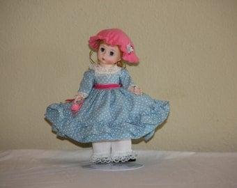 """Madame Alexander """"Little Miss Muffet"""" Doll, #452"""