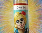 Doris Day Las Muertas Candle