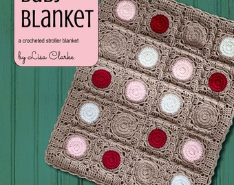 May Baby Blanket Crochet Pattern and Tutorial