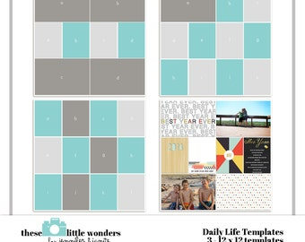 Daily Life Templates
