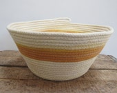 Golden Rope Basket