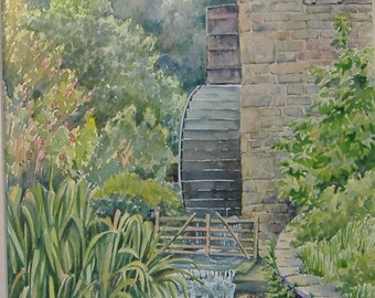 Lurgashall Mill - Original Watercolour Painting