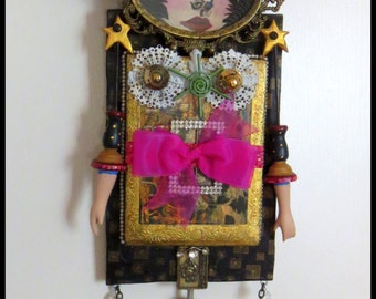 A STAR Is BORN Totem by Lauretta Lowell