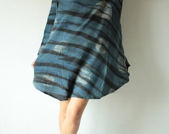 I'm your....Short dress natural dye...