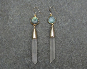 Shattered Shine Earrings
