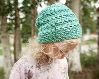 Crochet Hat Pattern - Chandi's Hat