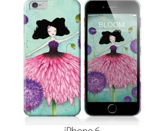Phone Case - Bloom - iPhone 5 - iPhone 5C - iPhone 6 - Samsung Galaxy