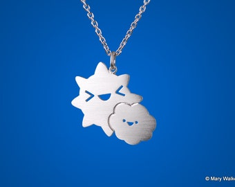 Sky Friends Necklace