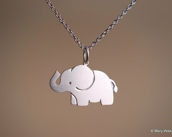 Little Elephant Necklace