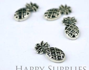10pcs High Quality Antique Silver Pineapple Charm / Pendant (10426? )