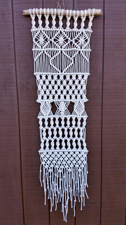 Woven Tapestry Headboard