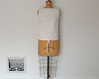 Vintage 1960s Blouse - 60s Cotton Top - The Jessica