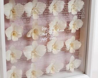 Orchid Ketubah