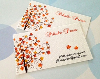 Business Cards - Set of 50