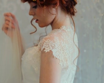 Lace Bridal shrug