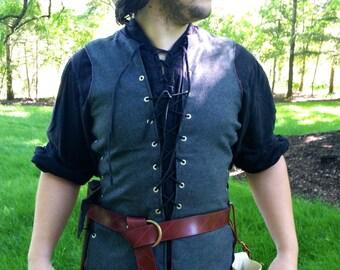 Reversible Renaissance Vest