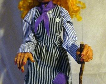 Witch Marionette (Blasphemia Bladderwort)