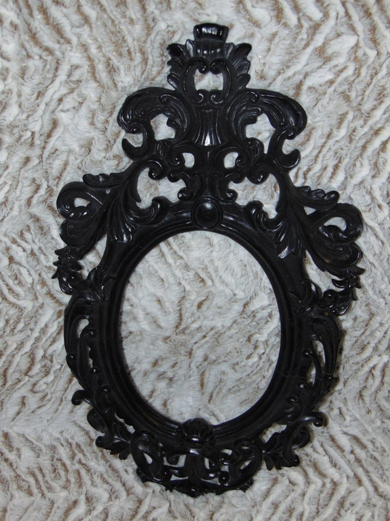 R serv ornate miroir miroir baroque princesse miroir for Miroir noir review