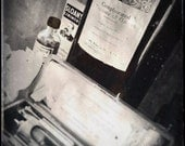 Fine art photography - Apothecary - Black and White