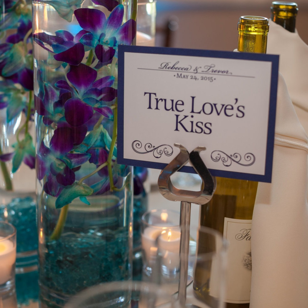 Wedding Reception Table Numbers Number Cards By DesignsByDirection