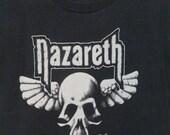 NAZERETH 1982 tour T SHIRT