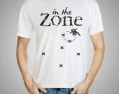 In the Zone - Ultimate Frisbee Men's T-Shirt