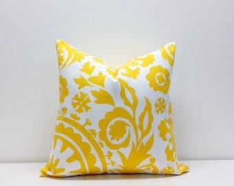 Premier Prints - Suzani Slub Texture - Pillow Cover