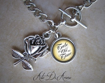 Tale as Old as Time Bracelet