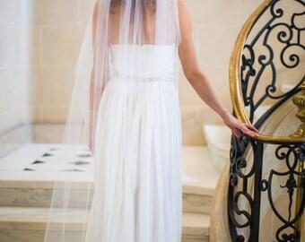 Waltz Veil Handmade Wedding Veil