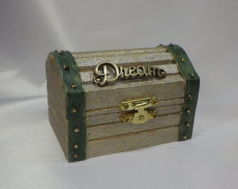 Believe In Your Dreams Reminder Treasure Box