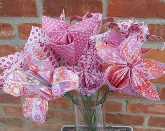 Huge Paper Flower Centerpiece. CHOOSE YOUR COLORS. Wedding, Shower, Party, Gift.