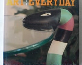 vintage design book, Art for Everyday, The New Craft Movement, 1991 from Diz Has Neat Stuff