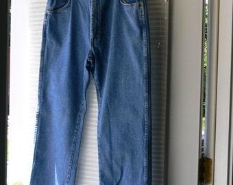 blue jeans  pants size 36 x 30