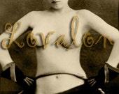 MATURE... Vintage Fetish Lingerie... Instant Digital Download... Vintage Erotic Photography... Vintage Nude Photo