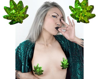 Mary Jane Pasties - the original design worn by Miley Cyrus - Burlesque