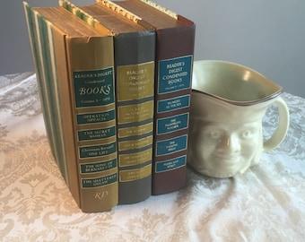 Vintage Reader's Digest Condensed Books 1970's Set of Three