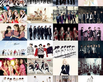 PICK 1 ONLY: Kpop Photo Prints!