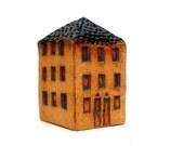 Mediterranean  House , Italian Architecture , Rustic Village House , Home Decor