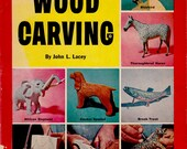 How To Do Wood Carving by John L. Lacey