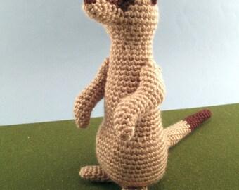 Meerkat Crochet - Made to Order